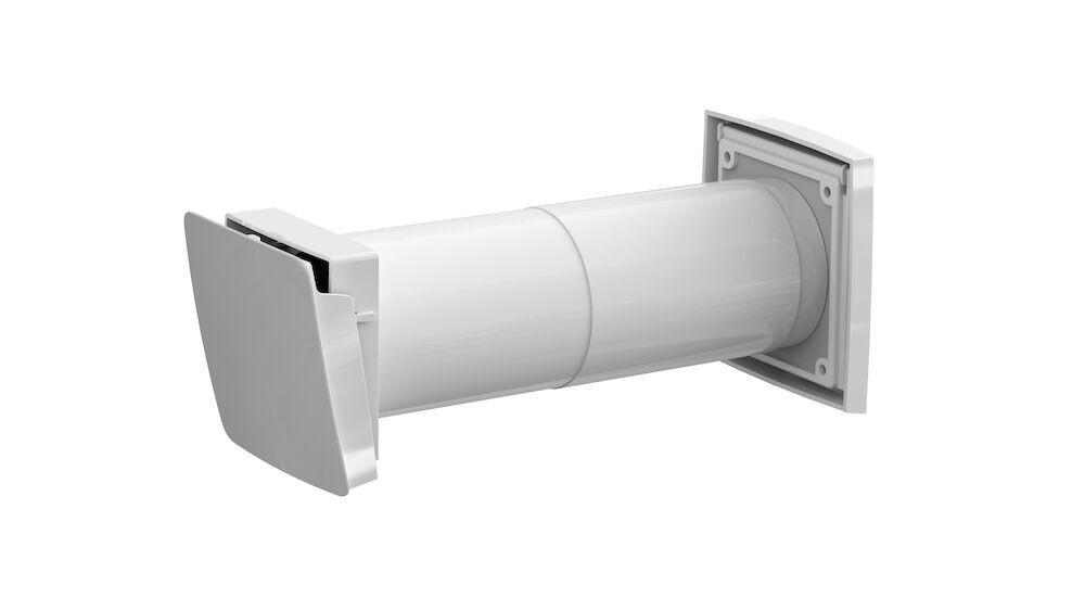 Приточный клапан Vilpe Wive 100 с термостатом