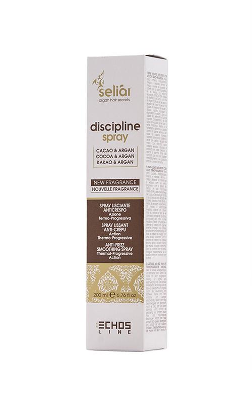 Echos Line Discipline Spray - Спрей выпрямляющий с термозащитой