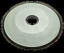 Круг алмазный заточной 12R4 125x3x2x13x32 125/100 AC4 B2-01 шлифовальный тарельчатый, фото 3