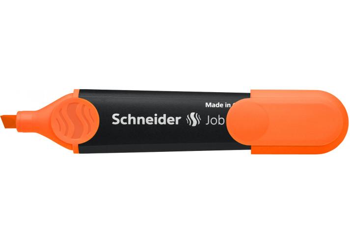 Маркер текстовыделитель SCHNEIDER JOB 1-4,5 мм, помаранчевий S1506 SCHNEIDER (199780453)
