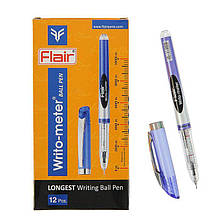 Ручка масляная Cello WRITOMETER BALL (пишет 10км) синя