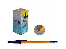 Ручка шариковая LK Corvina, синяя LR-51/016500 LK  (194629863)