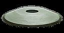 Круг алмазный заточной 12R4 125x3x2x13x32 125/100 AC4 B2-01 шлифовальный тарельчатый, фото 4