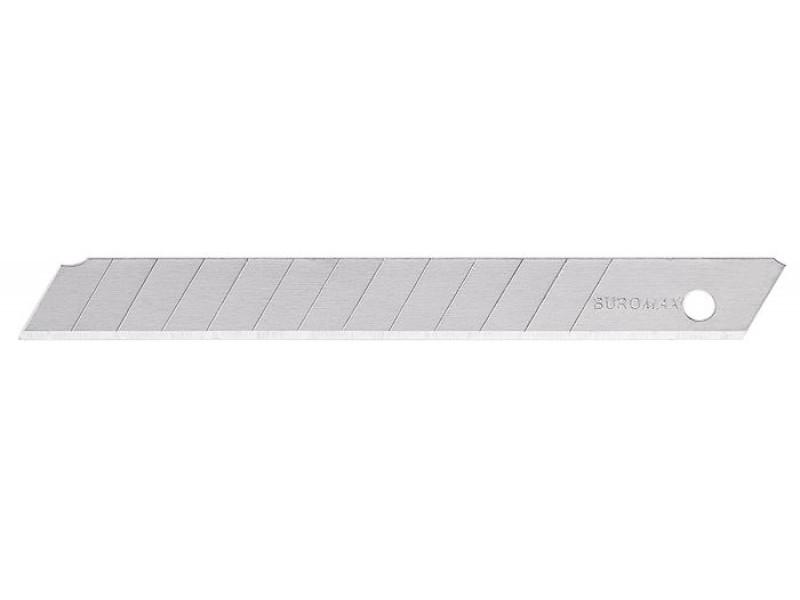 Лезвия для ножей, 9 мм, 10 шт. Buromax ( BM.4690)