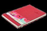 Блокнот деловой COLOR TUNES, А5, 96 л., клетка, красный, иск.кожа ( BM.295100-05) buromax  ( BM.295100-05), фото 2