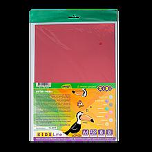 Набор цветного картона Zibi А4 Фольгированный 8 листов 8 цветов (ZB.1960) ZIBI  (3967766)