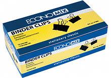 Биндеры для бумаги 19 мм Economix, 12 шт. ( E41004) economix  ( E41004)