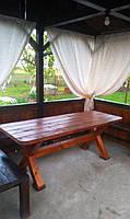Разборной деревянный стол, фото 1