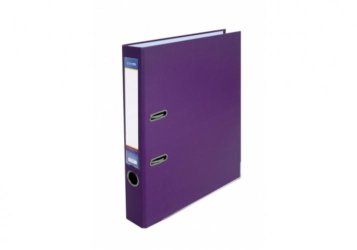 Папка-регистратор Economix А4 50 мм ,фиолетовый (39720*-12) economix  (39720*-12)