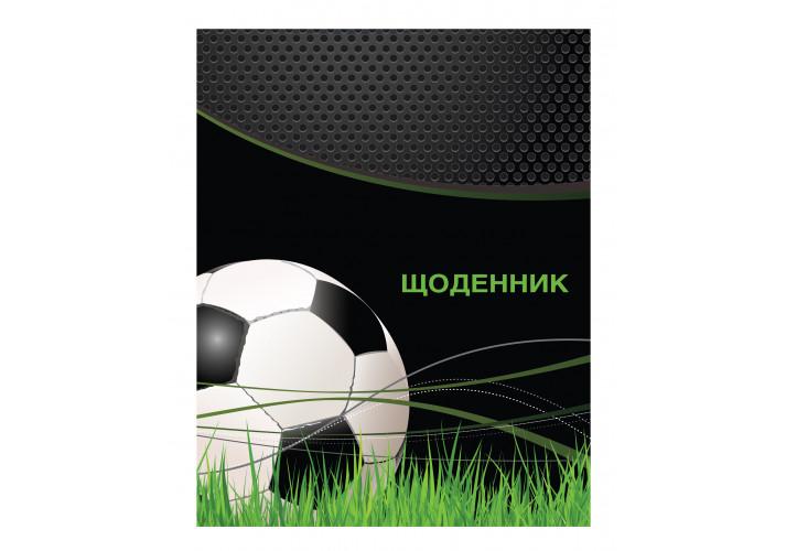 """Шкільний щоденник, 165х210 мм, обкладинка - картон, 48 стор., """"футбол"""" (CF29932-07) cool for school (CF29932-07)"""