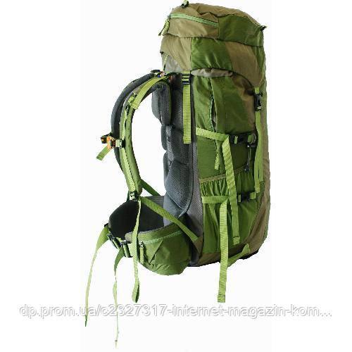 Рюкзак Tramp Floki 50+10 зеленый (TRP-046-green)