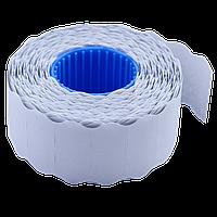 Ценник 26x12 мм (1000 шт, 12 м), фигурный, внутренняя намотка, белый(BM.281202-12) buromax (BM.281202-12)