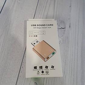Звуковая карта PCI/USB