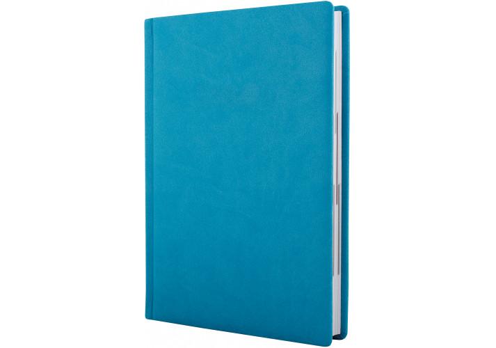 Щоденник напівдатований, A5, Vivella, бірюзовий (O26112-21) Optima (O26112-21)