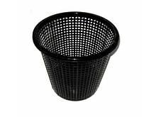 Корзина для мусора ,пластиковая чёрная (сетка) Еталон (809) ЕТАЛОН  (809)