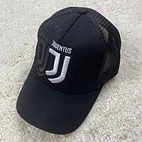 Кепка, бейсболка Ювентус, Juventus, черная