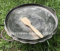 Сковорода из диска бороны СССР 44 см с бортом