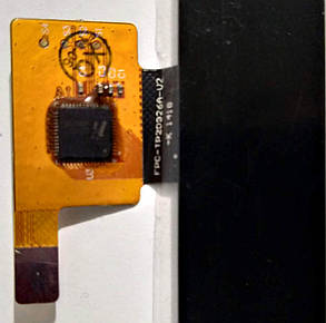 Сенсор (тачскрін) для планшета DELL T-02D, фото 2
