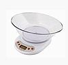 Весы кухонные D&T DT-02 до 5 кг электронные с чашкой