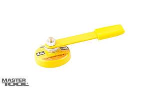 Зажим массы магнитный 4.5 кг, диаметр 50 мм, 200 А