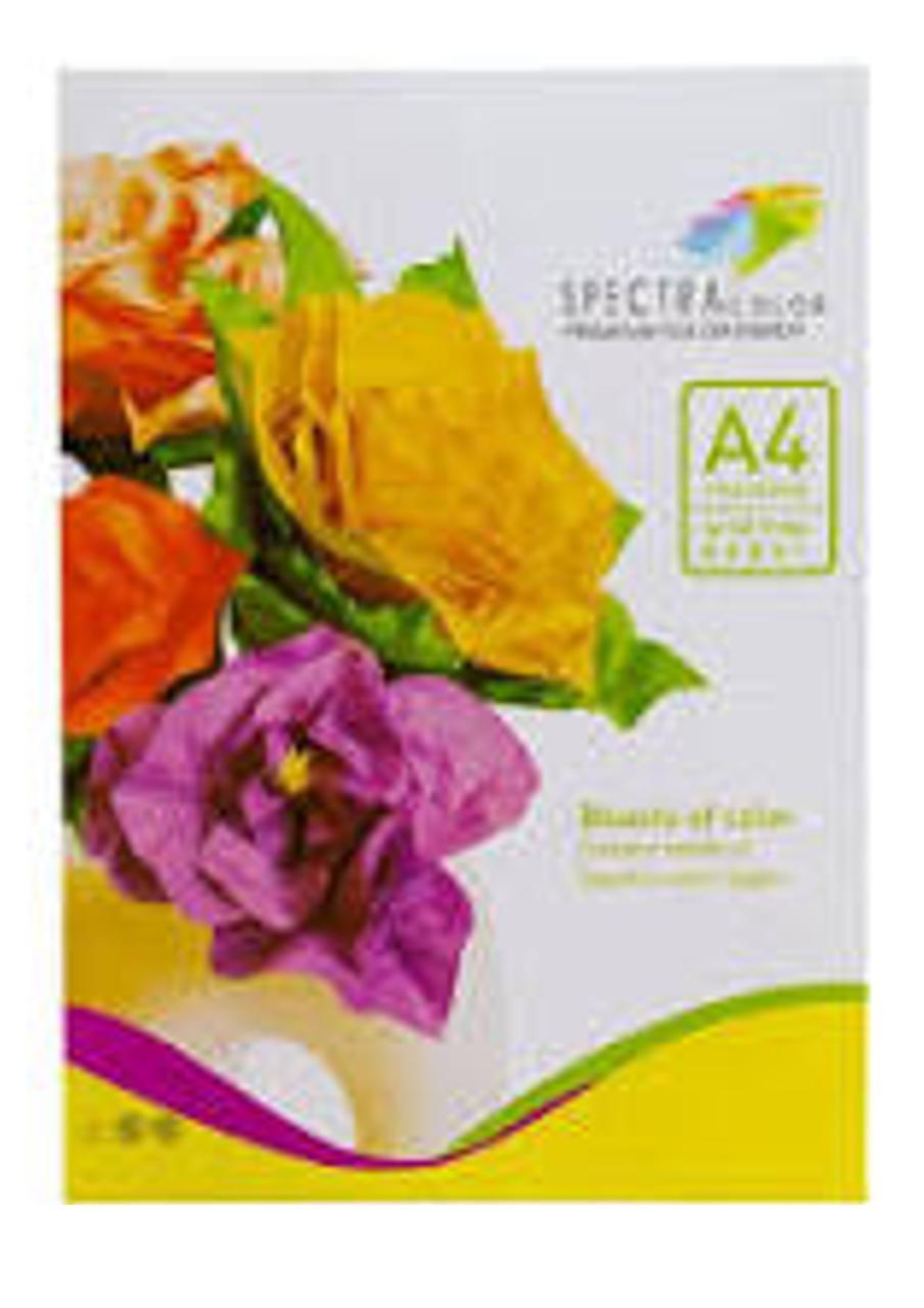 Бумага цветная Spectra Color A4 80 г / 299 Rainbow 80г / м 100 листов  Spectra Color  (16.4243)