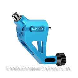 Роторная тату машинка AVA NEX (голубая)