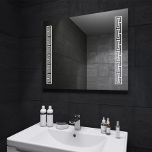 Зеркало Sanwerk ДЕКОР «Верса» 800 × 650