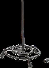 Спица для бумаг, металлическая, черная (BM.6280-01) buromax  (BM.6280-01)