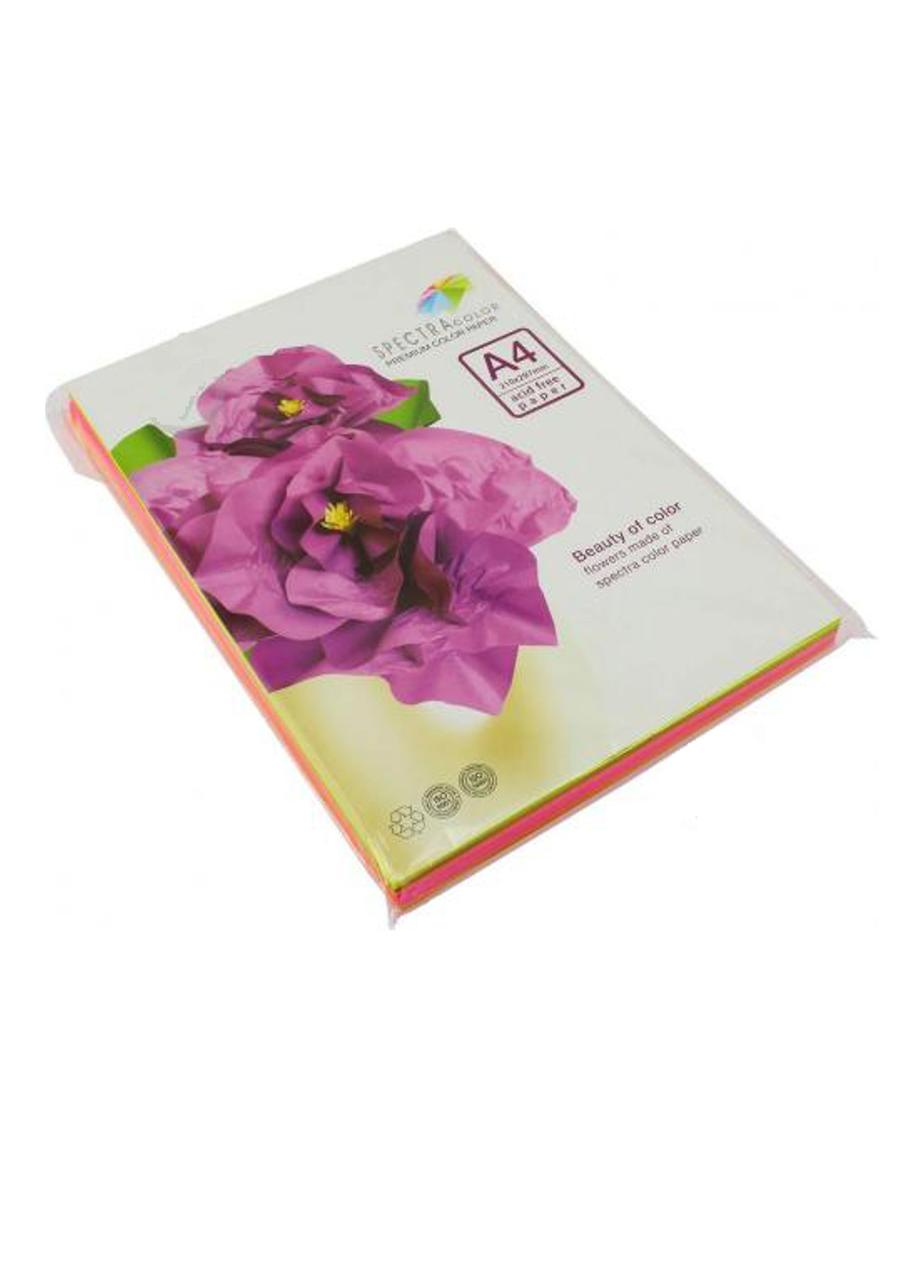 Бумага цветная Spectra Color A4 160г/м 100л. Spectra Color  (IT85)
