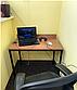 Компьютерный стол Львов, дуб Сорано, фото 6