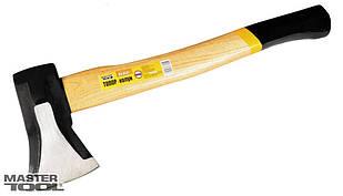 Топор-колун 1000 г рукоятка 430 мм из твердого дерева