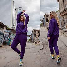 Модный женский спорт костюм, фото 3