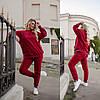 Модный женский спорт костюм, фото 4