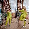 Модный женский спорт костюм, фото 6
