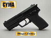 Страйкбольный пистолет H&K USP AEP CM.125S Mosfet Edition [CYMA]