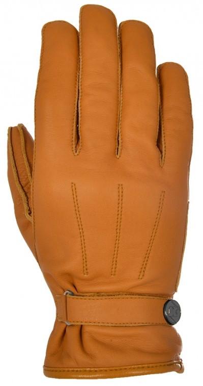 Мотоперчатки кожаные Oxford Holton Short Classic Tan, M