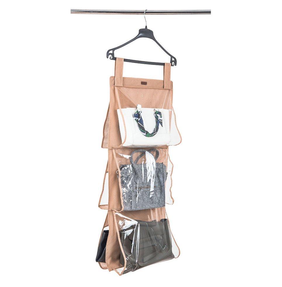 Подвесной органайзер для хранения сумок L ORGANIZE HBag-L-beige бежевый