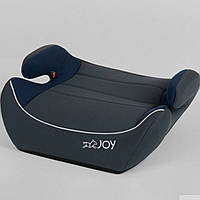 Автокресло бустер автомобильный 65127 JOY, группа 2-3, вес ребенка 15-36 кг