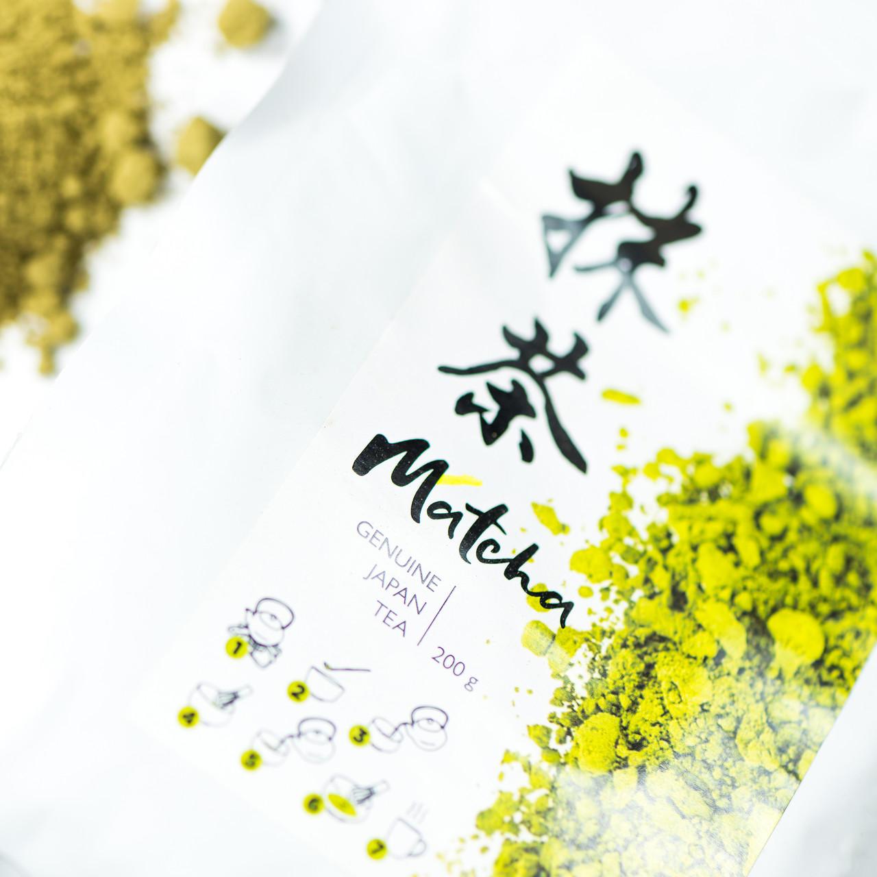 Чай Матча японская, 200 г