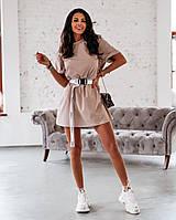 Женское платье-туника (3 цвета), фото 1