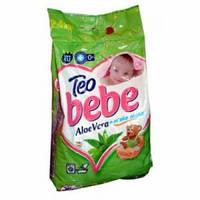 Teo Bebe Детский порошок Tender Aloe Natural 3кг