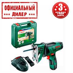 Аккумуляторный лобзик BOSCH EasySaw 12  (12 В, 30 мм)