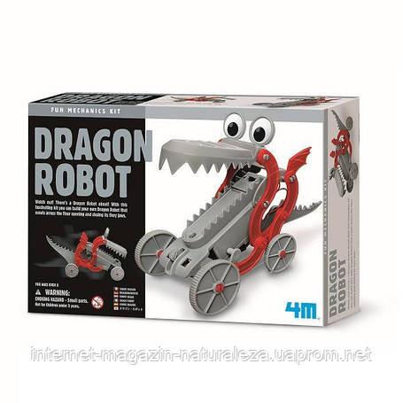 Набір для творчості 4M Робот-дракон (00-03381), фото 2