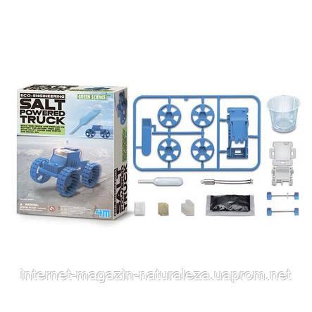Набір для досліджень 4M Вантажівка енергії солі (00-03409), фото 2