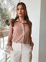 Женская красивая блуза (3 цвета)