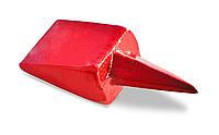 Бабка для косы Украина острый клин 100 мм (70-993)