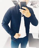 Мужская модная куртка-ветровка