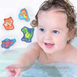 Игровой набор 4M Наклейки для ванной Зоопарк (00-04746), фото 2