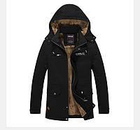 Мужское зимнее пальто. Модель М27-1., фото 2