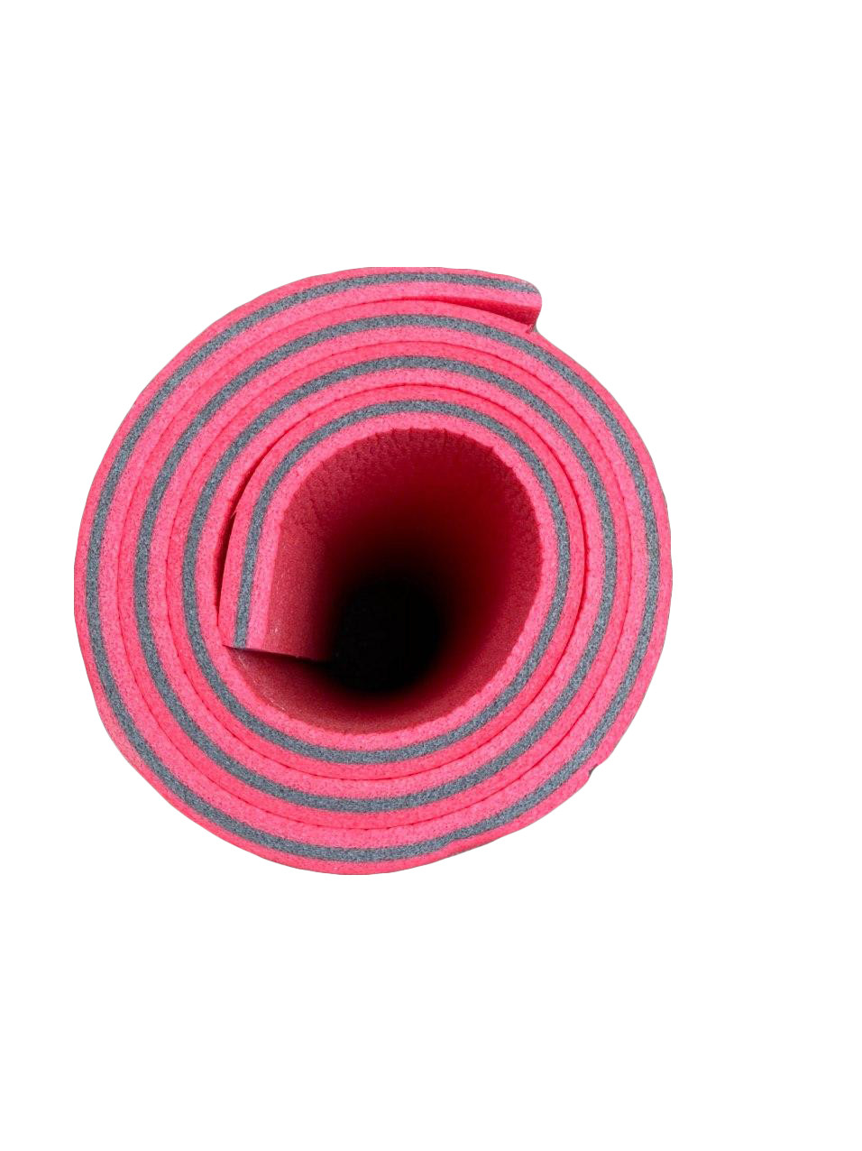 Килимок туристичний, червоно-сірий, т. 15 мм, розмір 60х180 см, виробник Україна, TERMOIZOL®